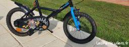 Vélo enfant 16 pouces piratbike b'twin 16 pouces