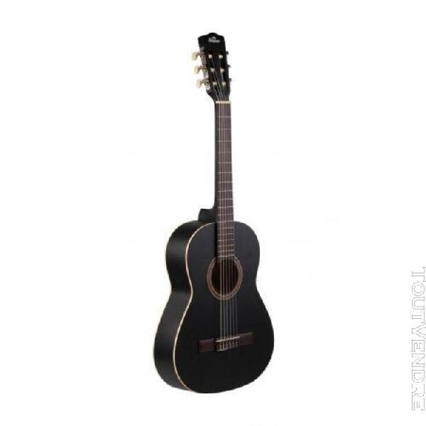 Guitare classique gcs-3/4 noir
