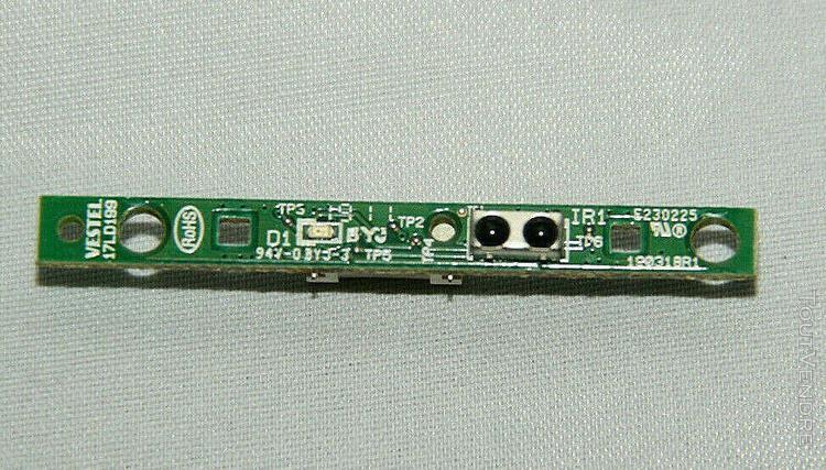Module capteur infrarouge vestel 17ld199 190318r1 pour celed