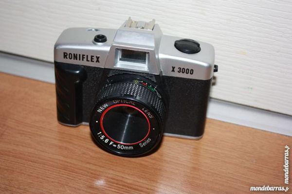 Roniflex et autres appareils photos occasion, le havre