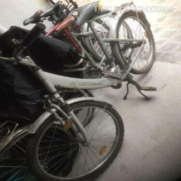 Velo alu-bike styled by fischer.. series 7005