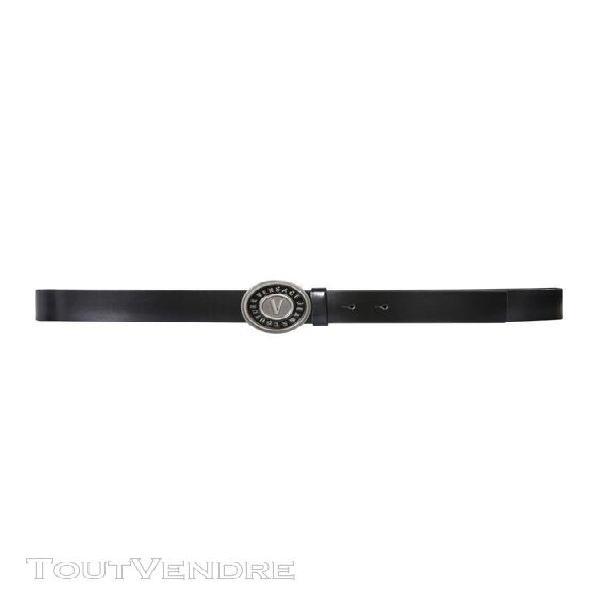 Versace jeans femme d8vzbf1471792899 noir ceinture