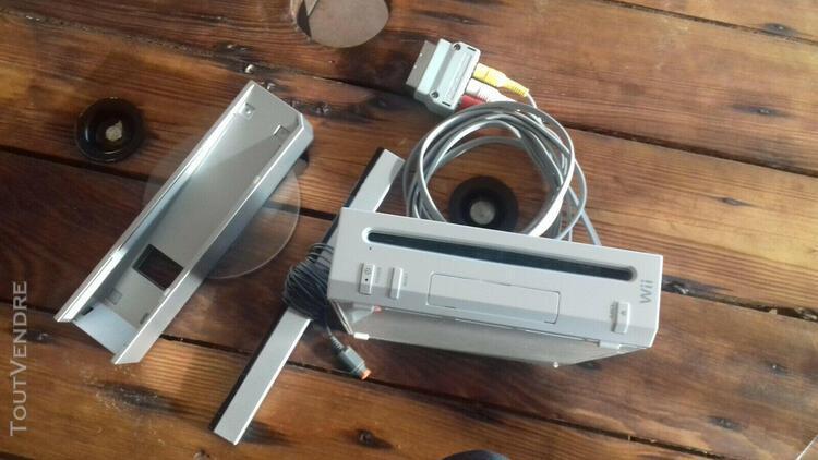 Wii blanche complète