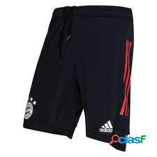 Bayern munich short d'entraînement - noir/rouge enfant