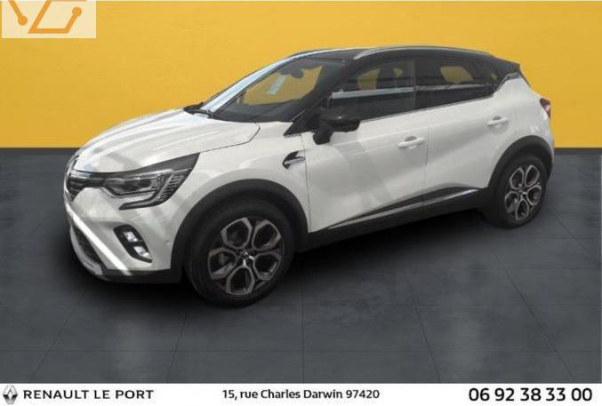 Renault captur 1.3 tce 130ch fap intens edc
