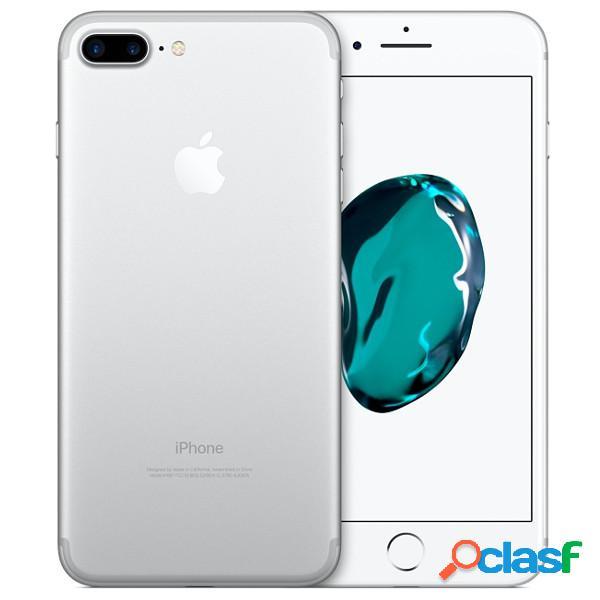 Apple iphone 7 plus 128 go argent