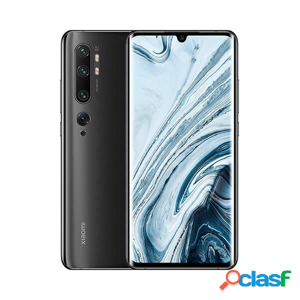 Xiaomi mi note 10 6go/128go noir (midnight black) dual sim
