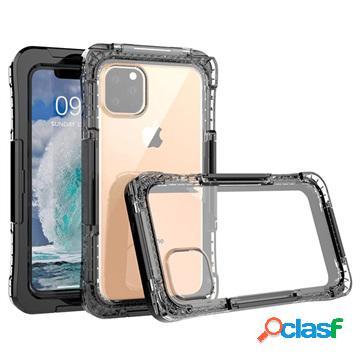 Iphone 11 pro max waterproof hybrid case - noir
