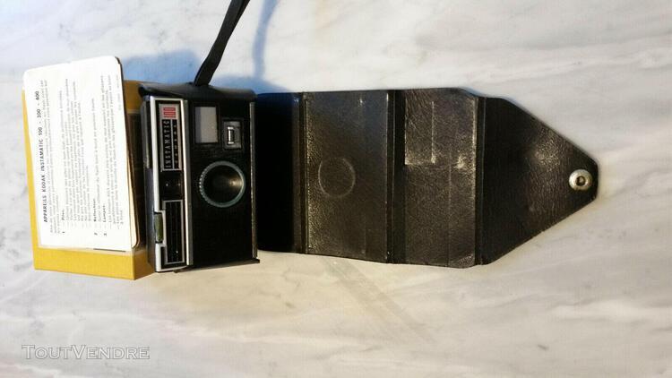 Ancien appareil photo kodak instamatic 100 années 60