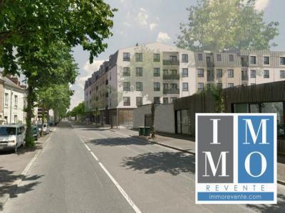 Appartement à vendre bourges 2 pièces 47 m2 cher