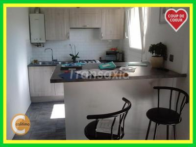 Appartement à vendre montlucon 5 pièces 54 m2 allier
