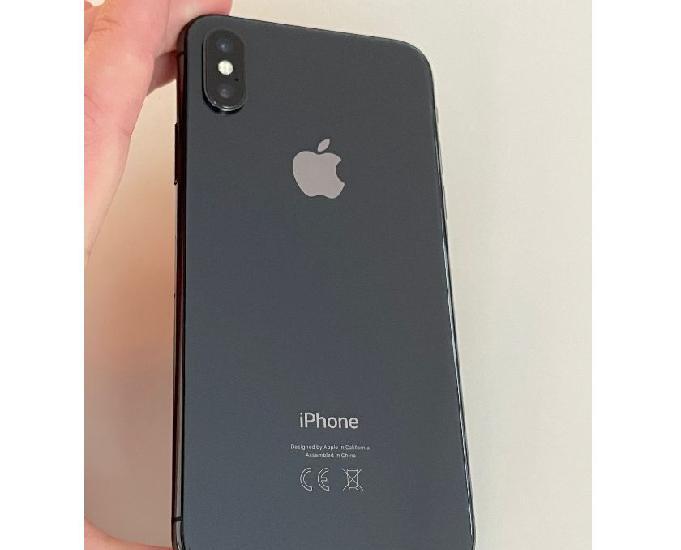 Iphone x 256 go space gray