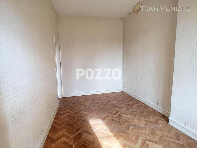 Location d'un appartement f3 à saint hilaire du harcouet