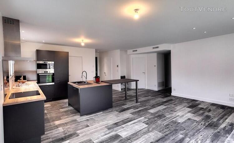 Maison neuve de plain-pied 6 pièces, 4 chambres, 105 m²,