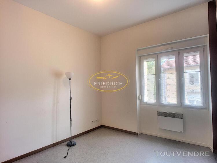Appartement proche gare sncf de 38 m²-commercy