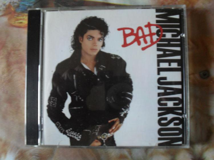 Bad cd mickael jackson occasion, montreuil (93100)