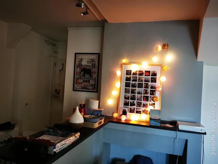 Location studio - centre ville