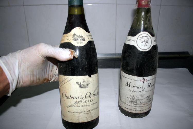 Vin de collection unique/collector, rancé (01390)