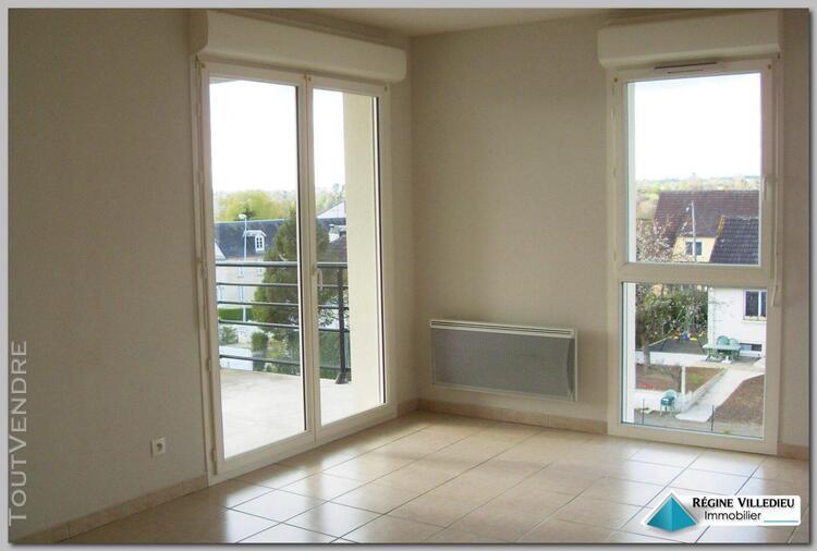 Appartement t2 dans résidence avec balcon