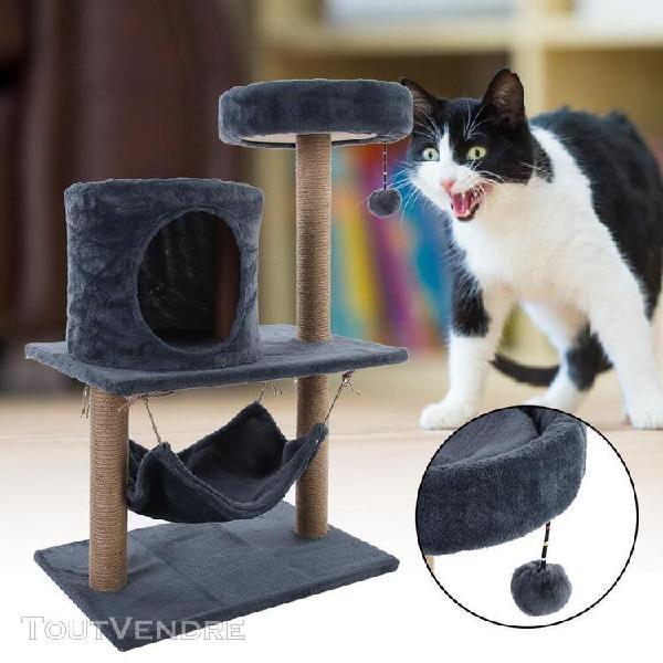 Arbre à chat pour animaux de compagnie