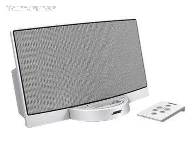 Bose sounddock digital music system - enceinte
