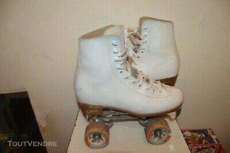Roller quad chicago skate pro star taille 38 patin roulett