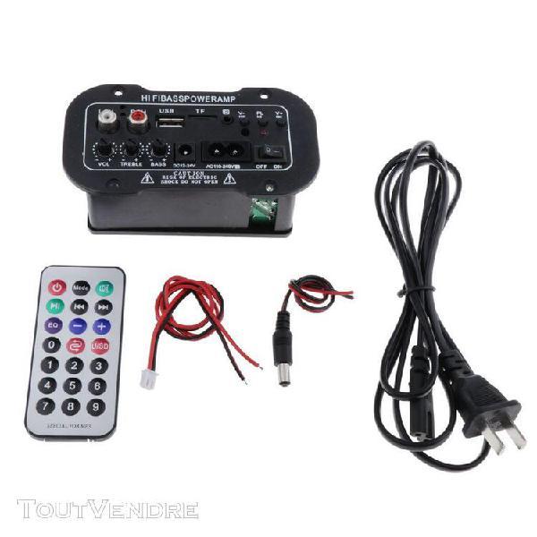Ampli bluetooth carte d'amplificateur audio stéréo, module