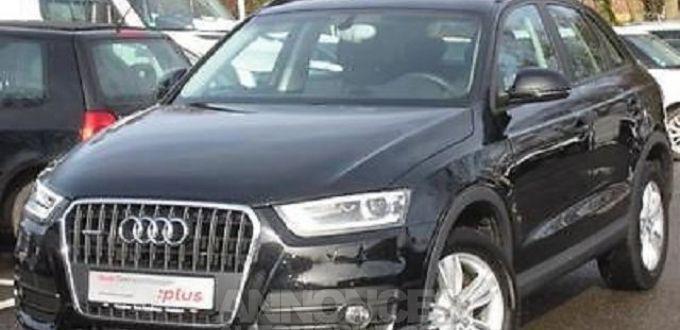 Audi q3 2.0 tfsi quattro 170ch s tronic 7 vitesses