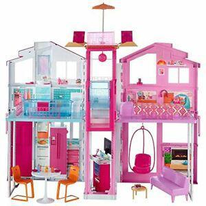 Barbie mobilier grande maison de poupée de luxe à 2