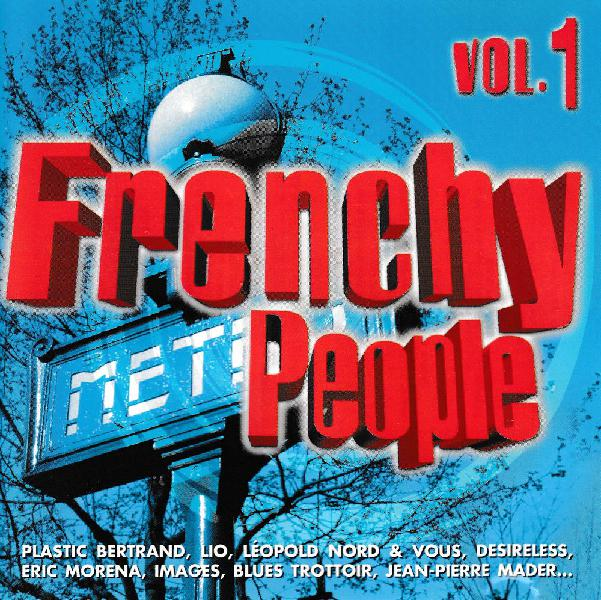 Cd frenchy people versions 100% originales esso collection