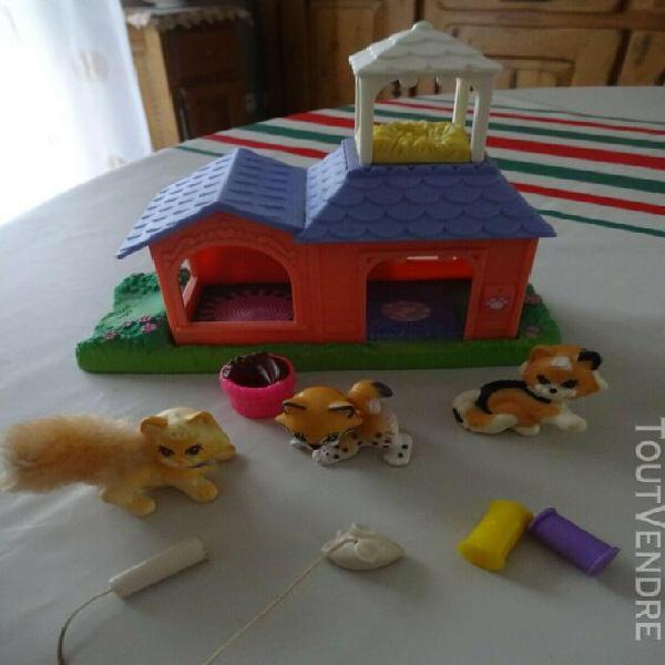 Figurine animalerie kenner littlest pet shop vintage 1995