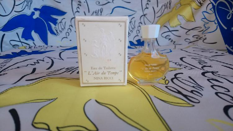 Miniature de parfum neuf, trouy (18570)