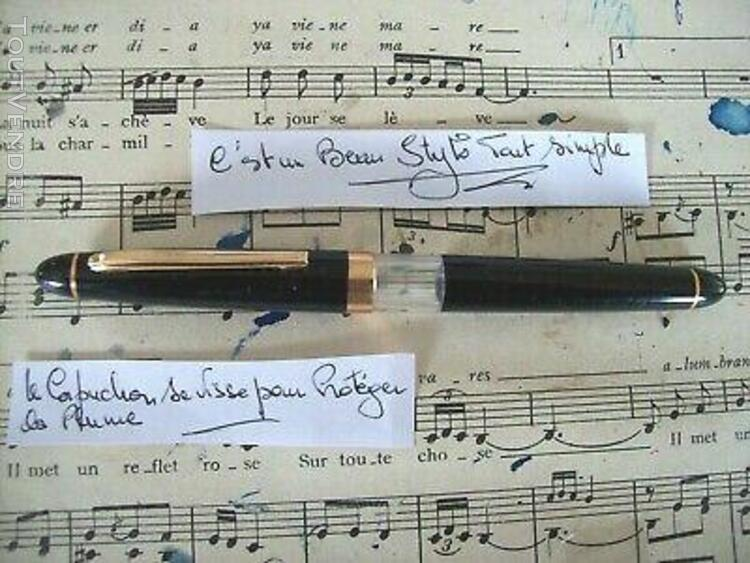 Stylo plume marksman fountain pen