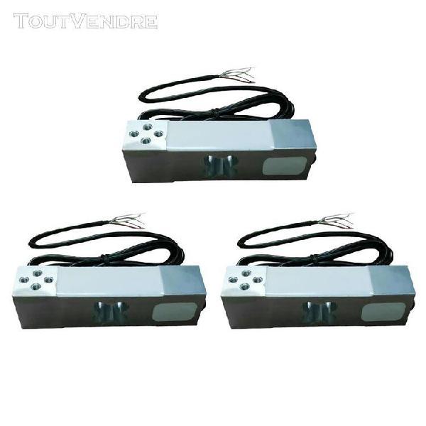 3x poids capteur cellule de charge électronique balance de