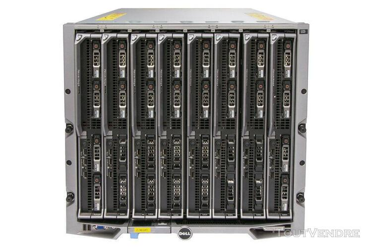 Chassis dell poweredge m1000e neuf,