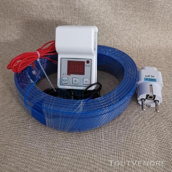 Ensemble air xl 50m] ensemble fil chauffant + régulateur