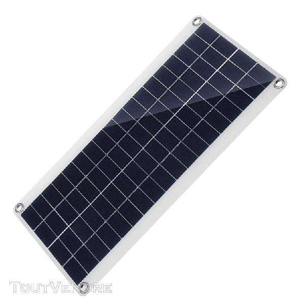 Panneau solaire avec double port usb cellule solaire en sili