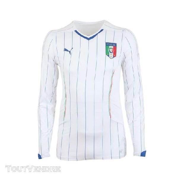 Puma athletes jersey camiseta camisa maglia maillot italia f