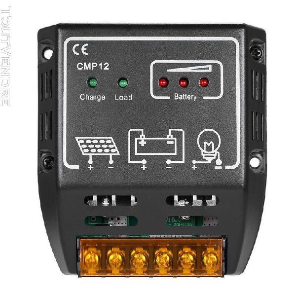 Régulateur de charge de contrôleur de charge solaire pwm