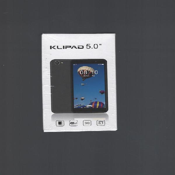 Telephone portable neuf klipad 5.0 encore emballe