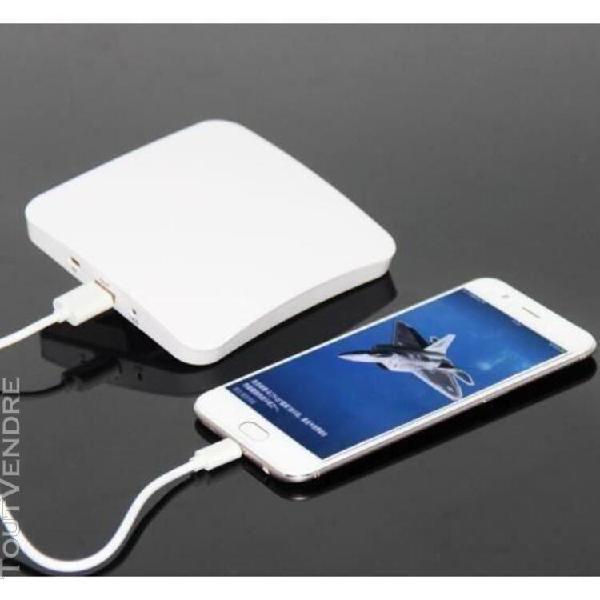 Chargeur solaire banque mobile puissance 5200mah, avec vento