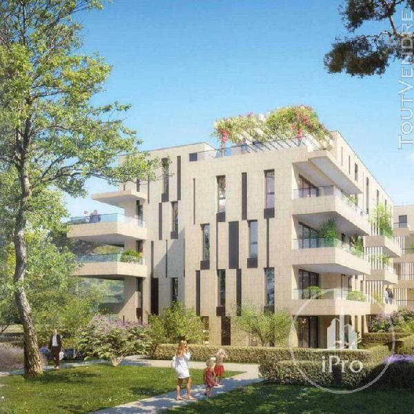 Marseille vente t3 de 70.18 m2 + 19.60 m2 de terrasse