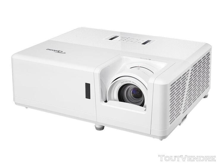 Optoma zw403 - projecteur dlp - laser - 3d - 4500 ansi lumen