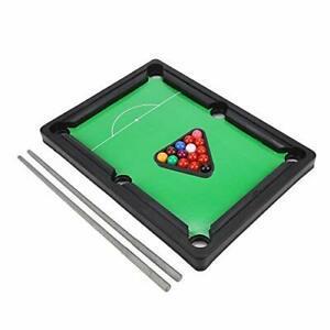 Vgeby mini billard tables jouet, portable américain table