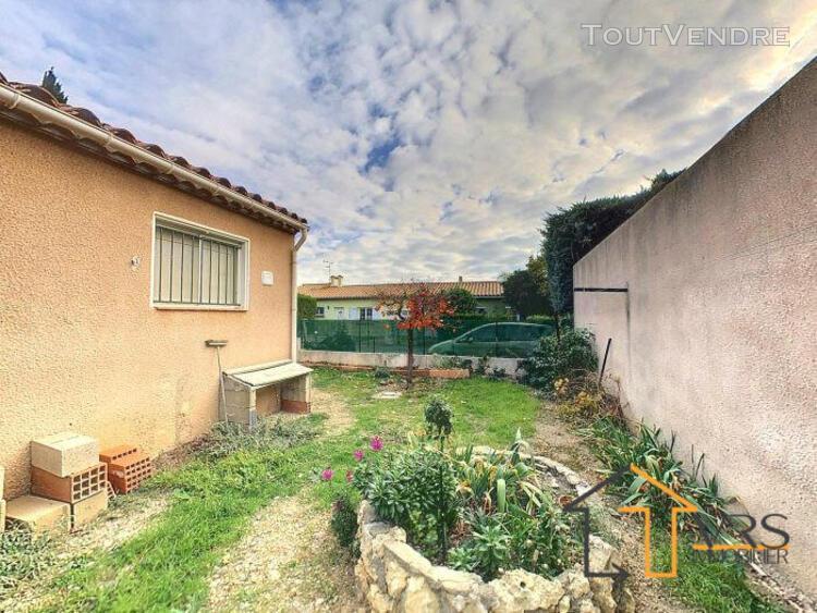 Villa t3/4 avec jardin a sigean