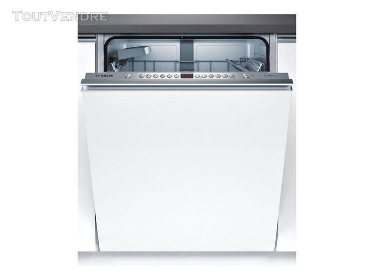 Bosch serie   4 smv46ix05e - lave-vaisselle - intégrable -