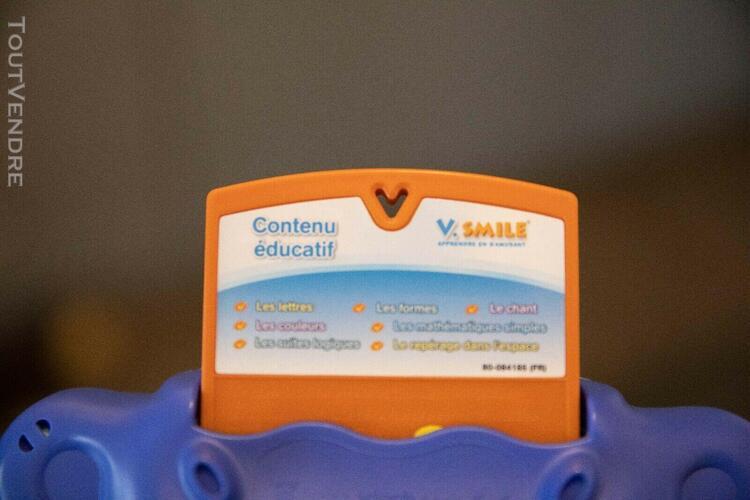 Console v.smile pocket de v'tech