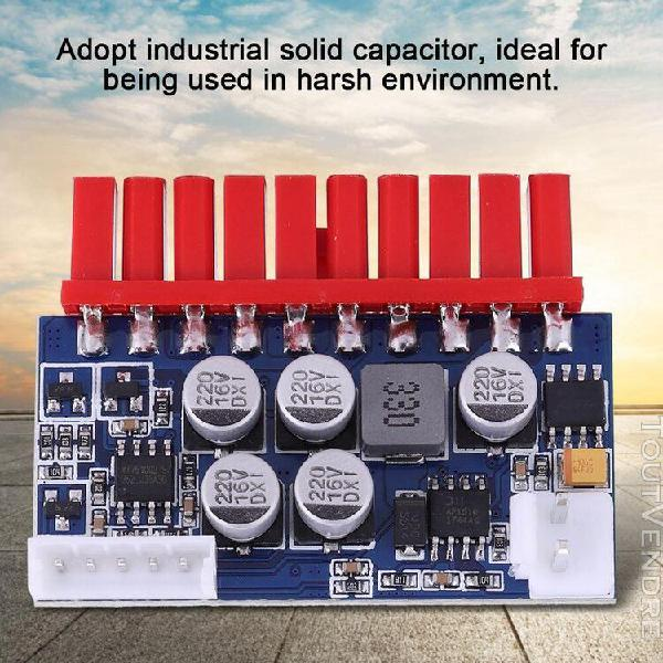 Alimentation dc-atx 90w module d'alimentation d'entrée cc