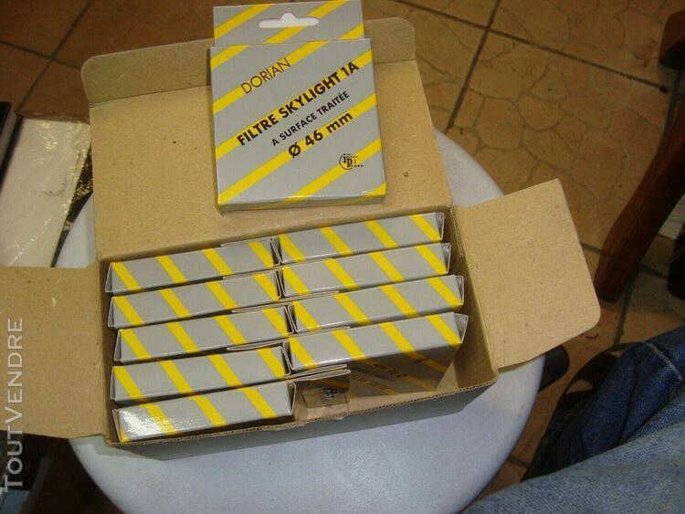 Boite contenant 10 filtre skylight 1a 46mm