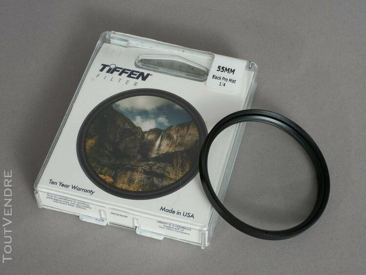 Tiffen 55bpm14 55mm black pro mist 1/4 filtre 55 mm